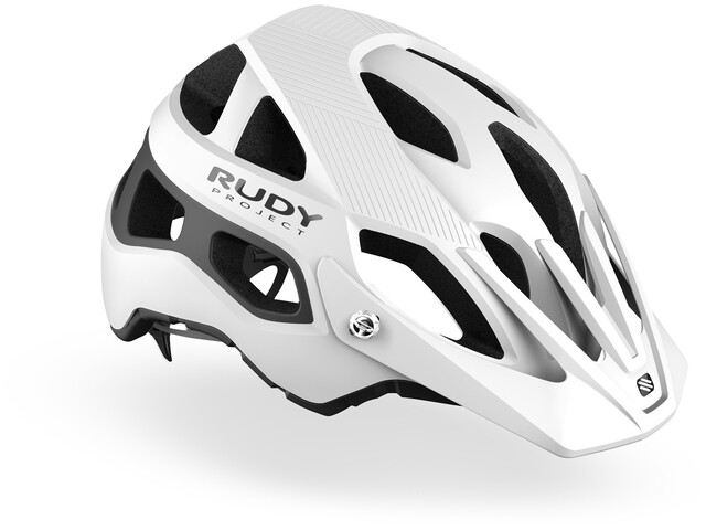 Rudy Project Protera Casco, white/black matte
